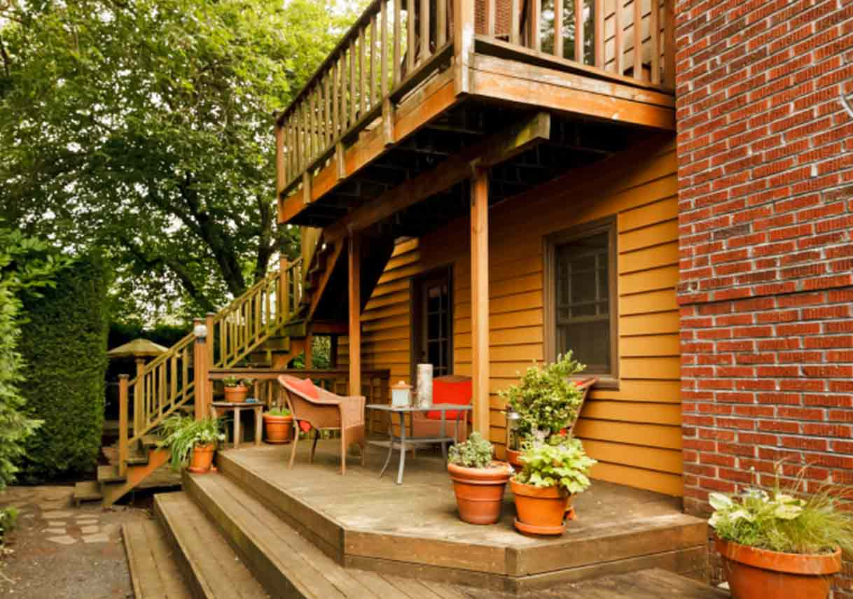 Ideas For Converting Your Under Deck Space Best Pick Reports