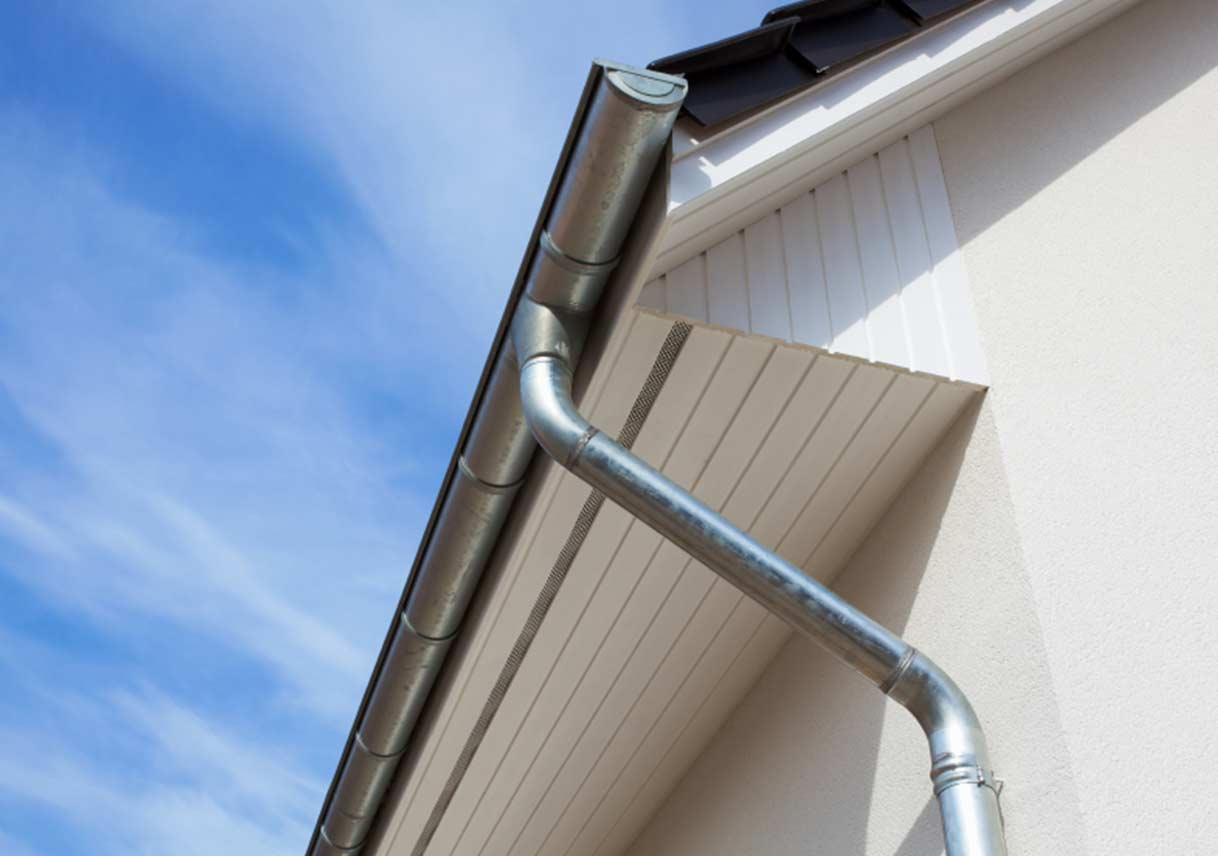Картинки по запросу advantages Galvanized steel gutters