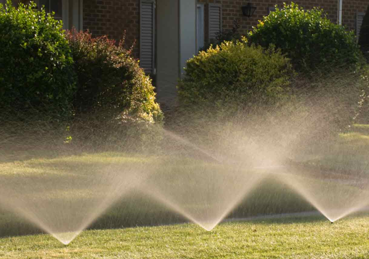 Cost To Install Lawn Sprinkler System