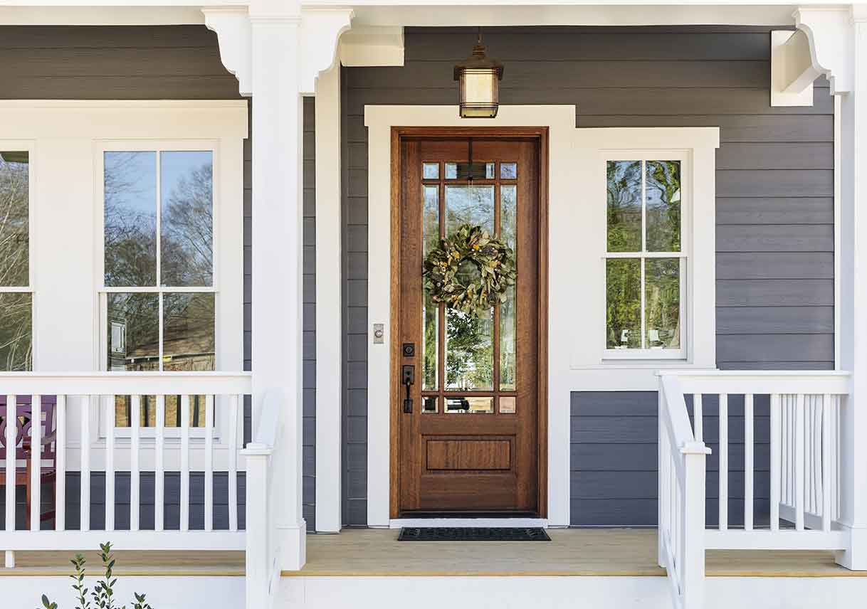 Front Porch Makeover Ideas  Best Pick Reports