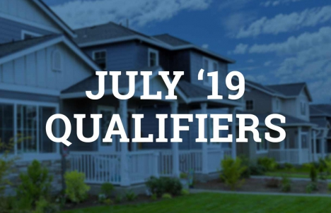 July 2019 Qualifiers
