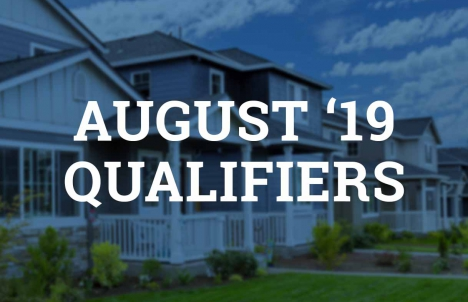 August 2019 Qualifiers