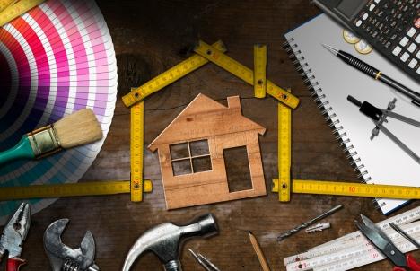 house repair concept