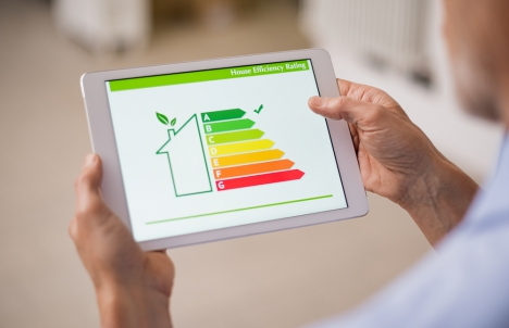 energy efficiency rating for home