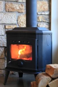 Wood Burning Space Heater