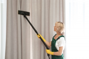 Professional Curtain Cleaner