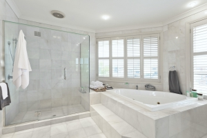 Kepp your grout clean, while keeping it healthy