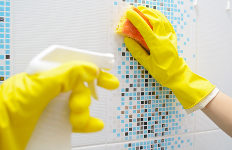 Spotting Mold and Mildew in Your Bathroom