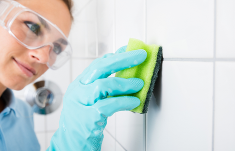 Grout Cleaning & Repair