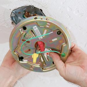 Ceiling Fan Plate