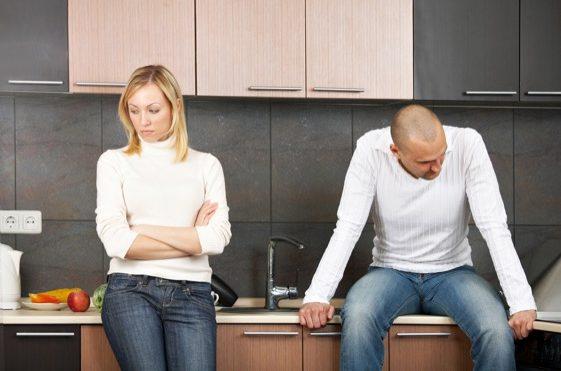 Quando o casal não se fala mais