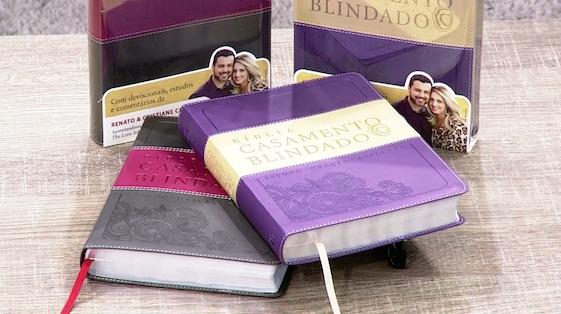 Lançamento da Bíblia de Estudo Casamento Blindado