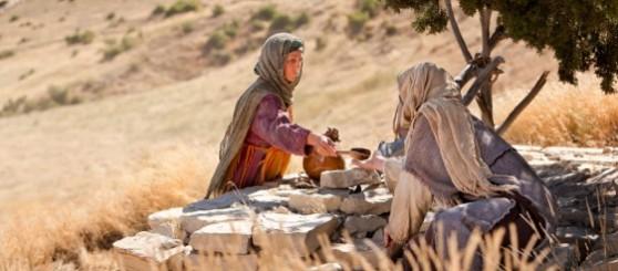 Juan 4: Él se mezcla con la gentuza