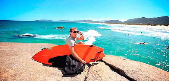 Fabiano: Superando las olas de la vida