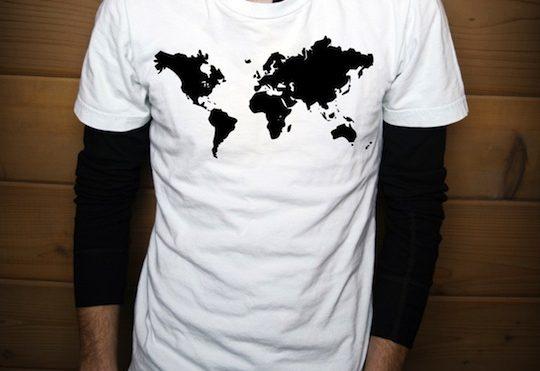 Fé por geografia
