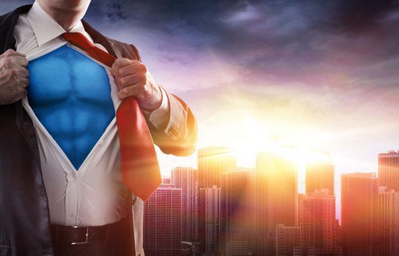 Pensamento #19 — Você viu o Super Homem de minissaia?