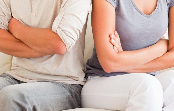 O que fazer quando o parceiro discorda de você? [1]