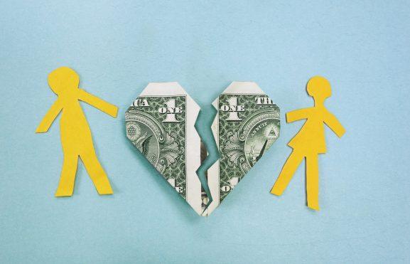 Dinheiro NÃO é sinônimo de casamento feliz