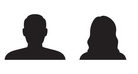 Cabeça de homem vs. cabeça de mulher