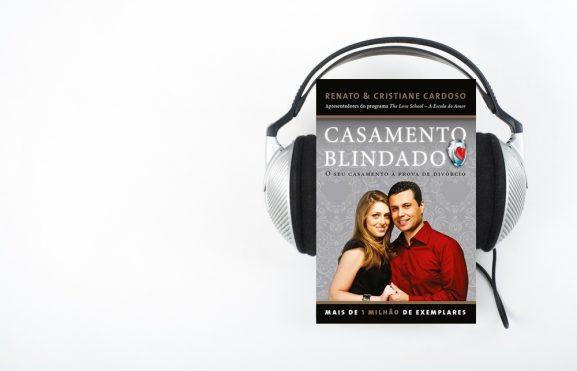 Casamento Blindado nos top 20 de audiolivros mais vendidos