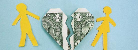 L'argent N'EST PAS synonyme de mariage heureux