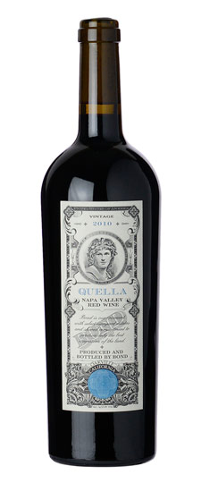 Bond Quella 2012,  (WA98, JS97) from The BPW - Merchants of rare and fine wines.