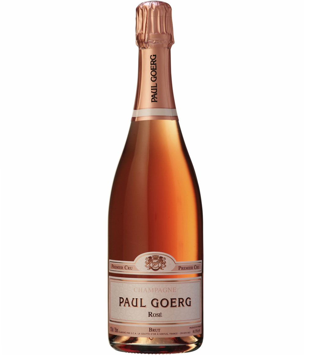 Paul Goerg Brut Rose Premier Cru N.V.,  () from The BPW - Merchants of rare and fine wines.