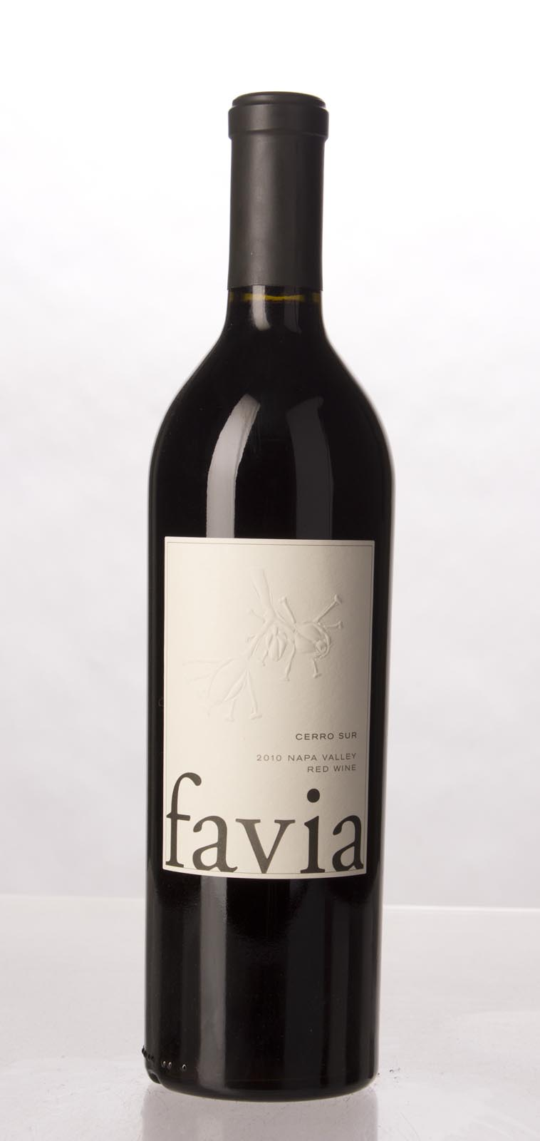 Favia Proprietary Red Cerro Sur 2010, 750mL (AG95, WA95, ST94, WS93) from The BPW - Merchants of rare and fine wines.