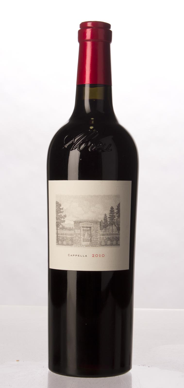 Abreu Proprietary Red Cappella 2010,  (AG96+, WA98) from The BPW - Merchants of rare and fine wines.