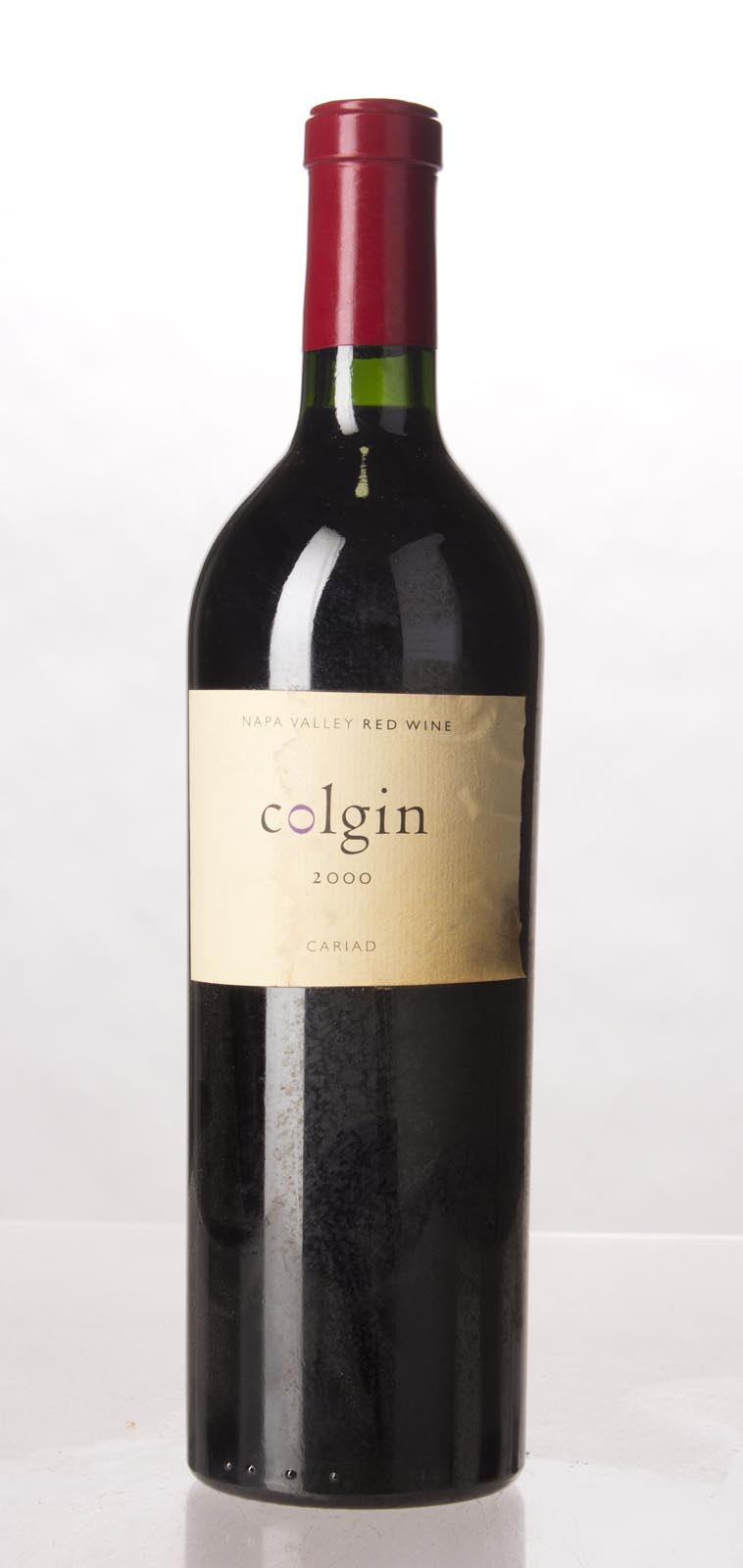 Colgin Proprietary Red Cariad 2000, 750mL (WA95, WS93) from The BPW - Merchants of rare and fine wines.