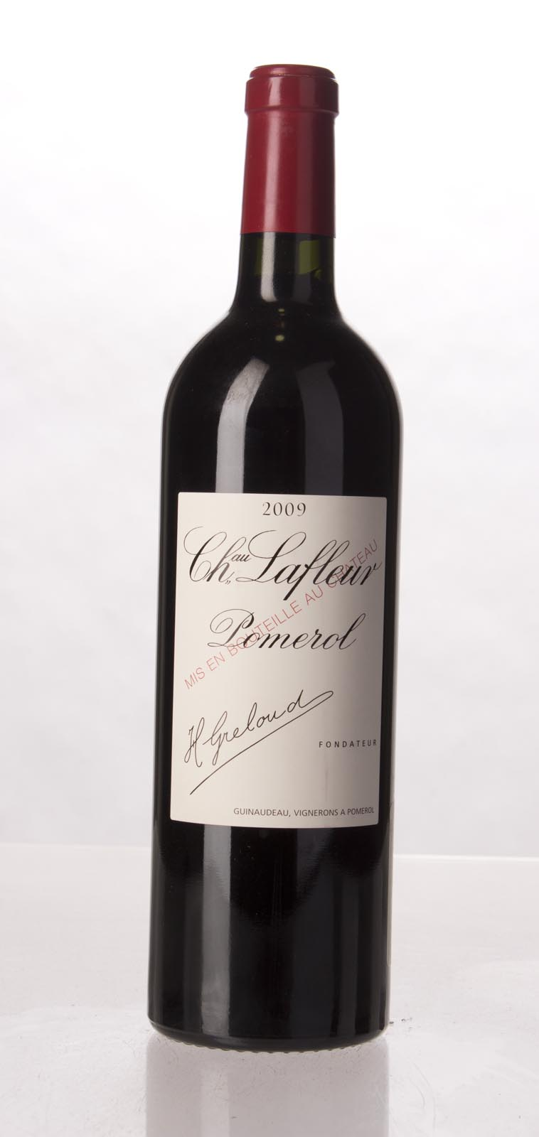 Lafleur 2009, 750mL (JS100, WA99) from The BPW - Merchants of rare and fine wines.