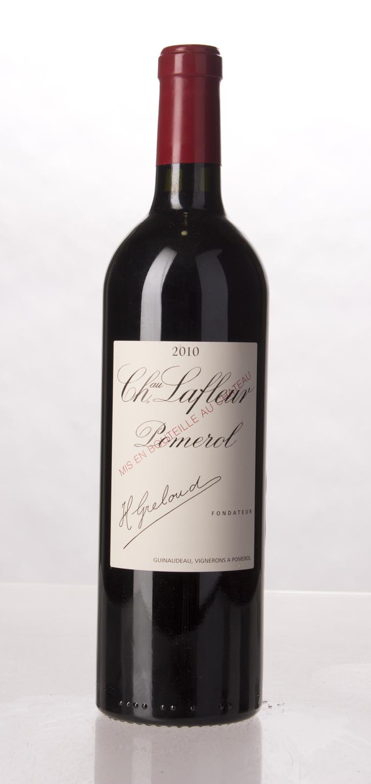 Lafleur 2010, 750mL (JS100, ST97+, WS97) from The BPW - Merchants of rare and fine wines.