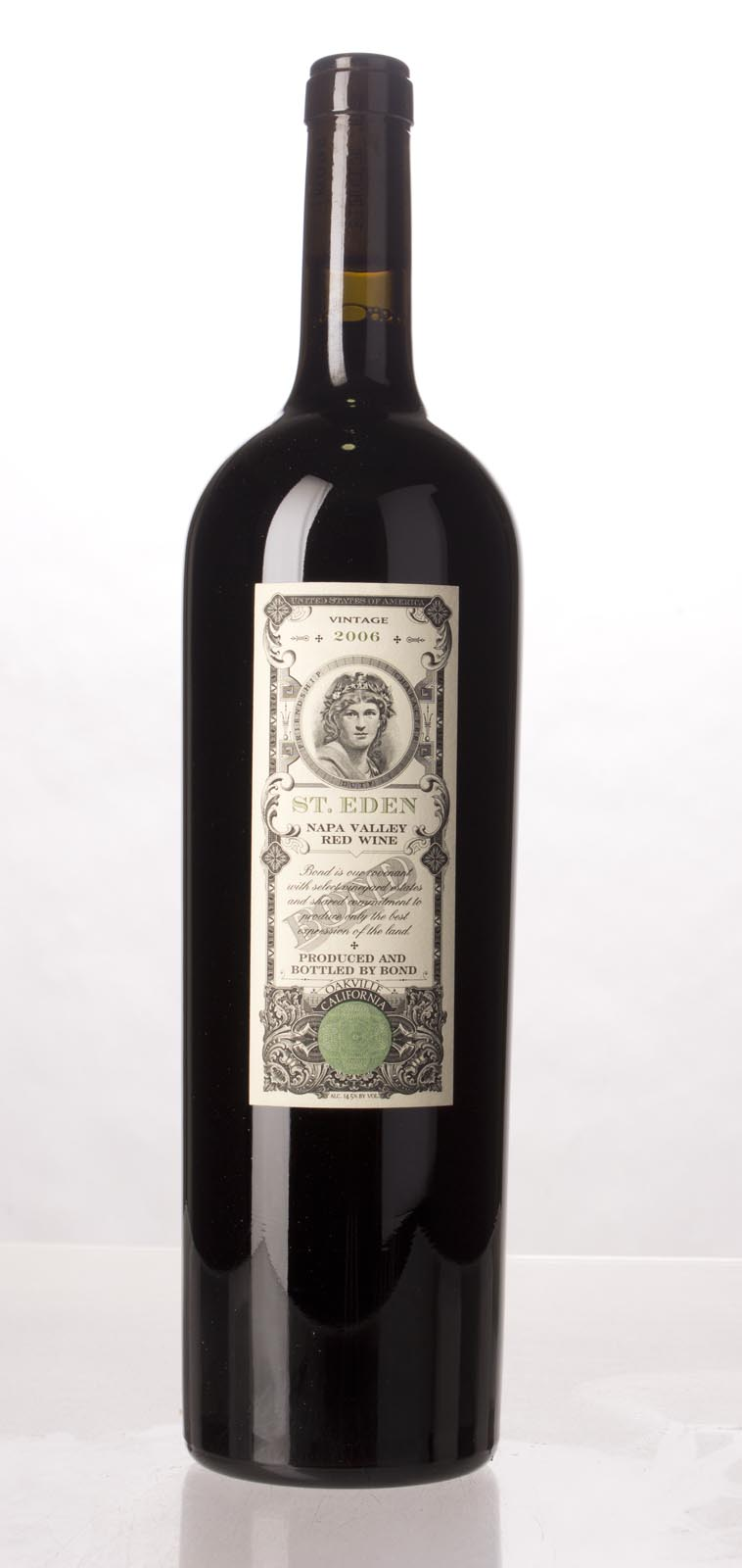 Bond St. Eden 2006, 1.5L (WA94, ST93+) from The BPW - Merchants of rare and fine wines.