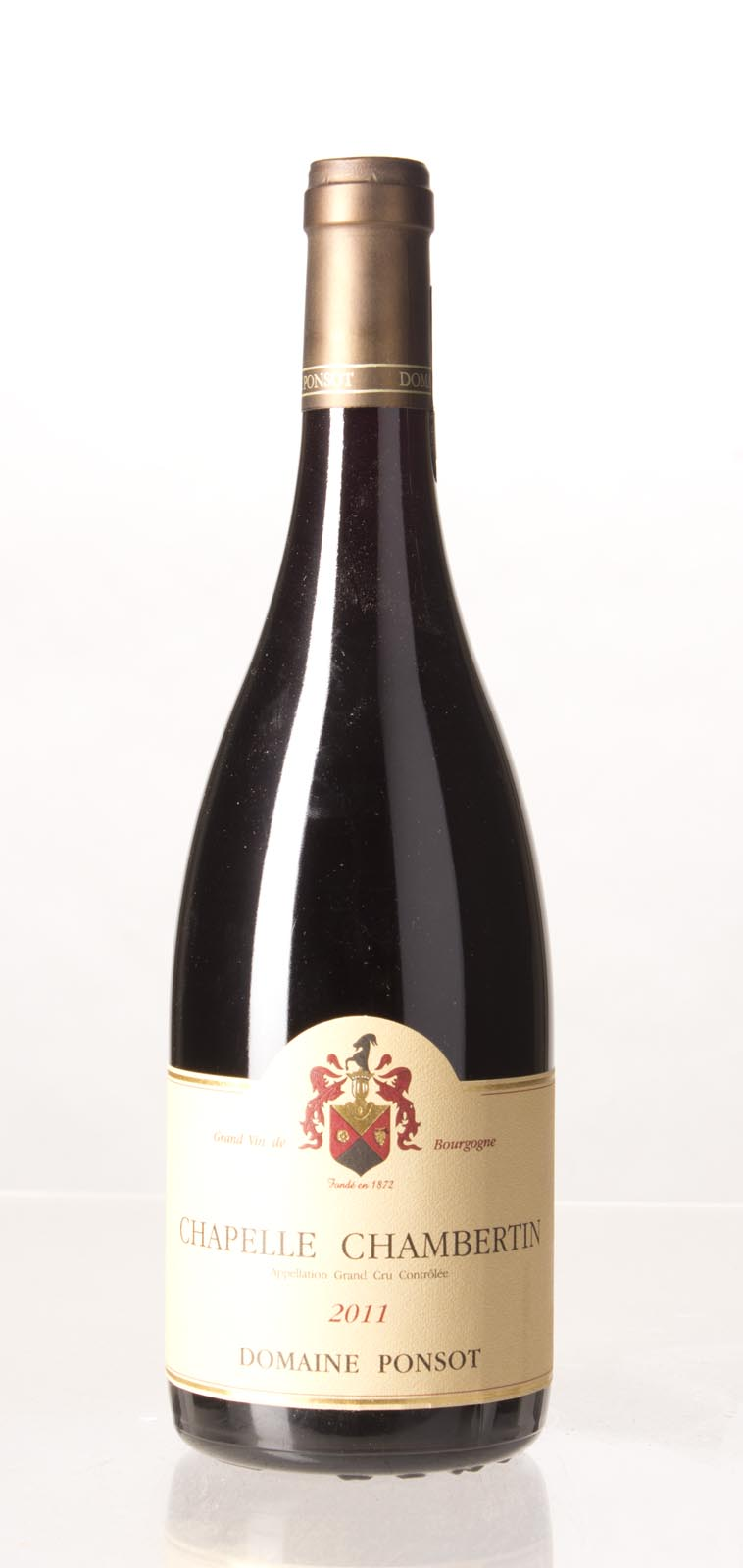 Domaine Ponsot Chapelle Chambertin 2011,  (BH92-95) from The BPW - Merchants of rare and fine wines.