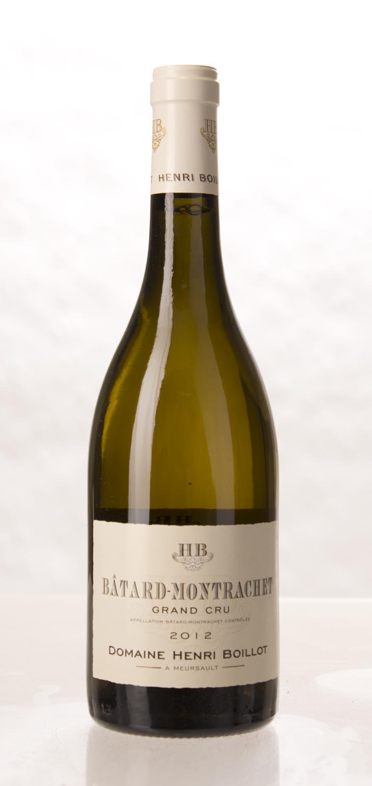 Henri Boillot Batard Montrachet 2012, 750mL (BH94, VN94-96, ST93-95) from The BPW - Merchants of rare and fine wines.