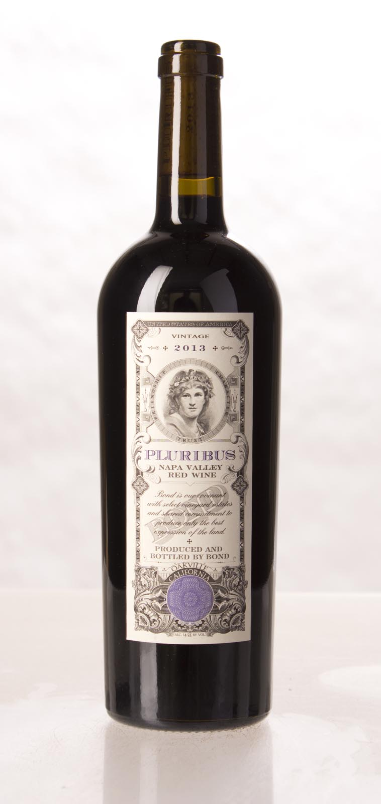 Bond Melbury 2013,  (WA97, JS97) from The BPW - Merchants of rare and fine wines.