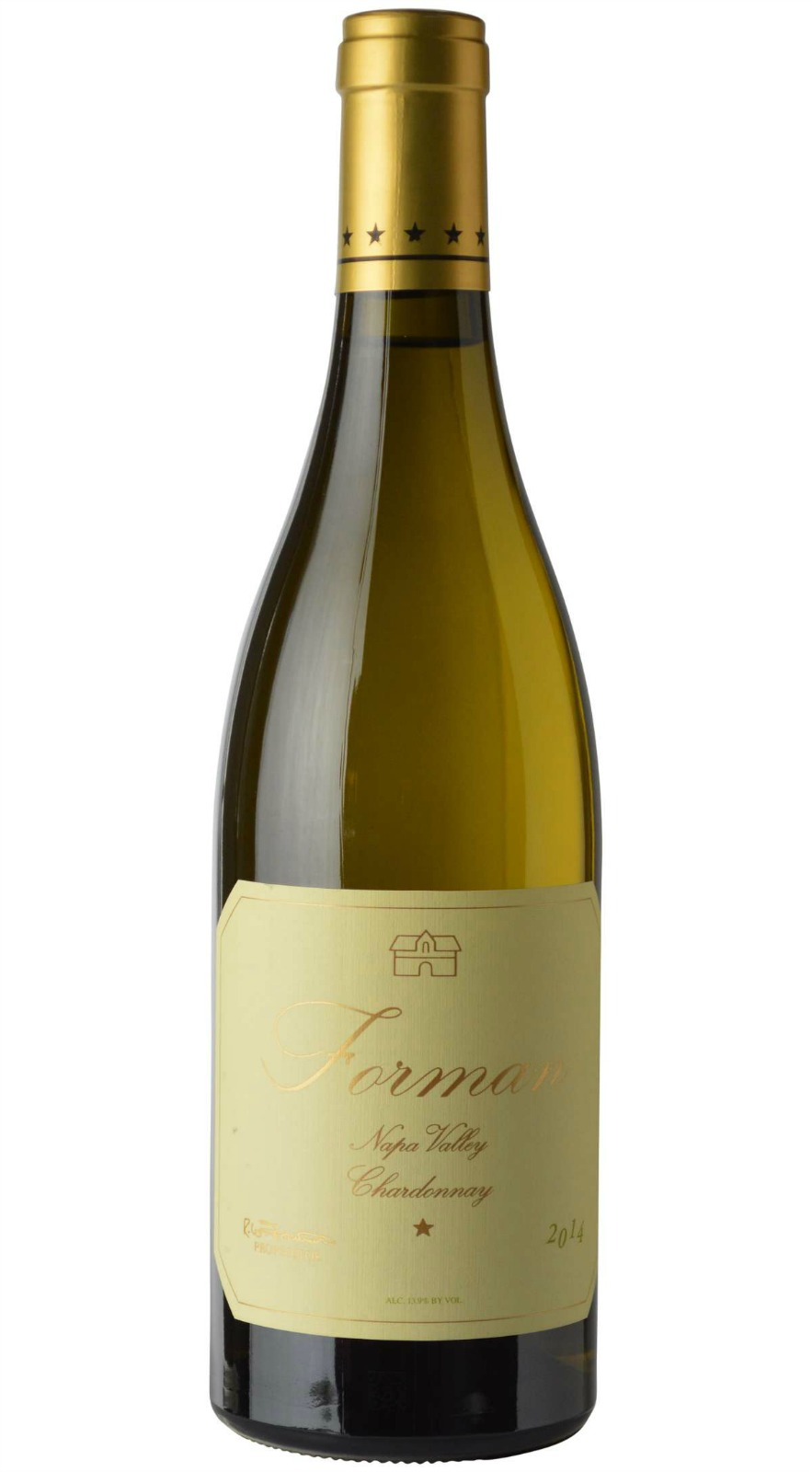 Forman Chardonnay Napa Valley 2014,  (VN95) from The BPW - Merchants of rare and fine wines.