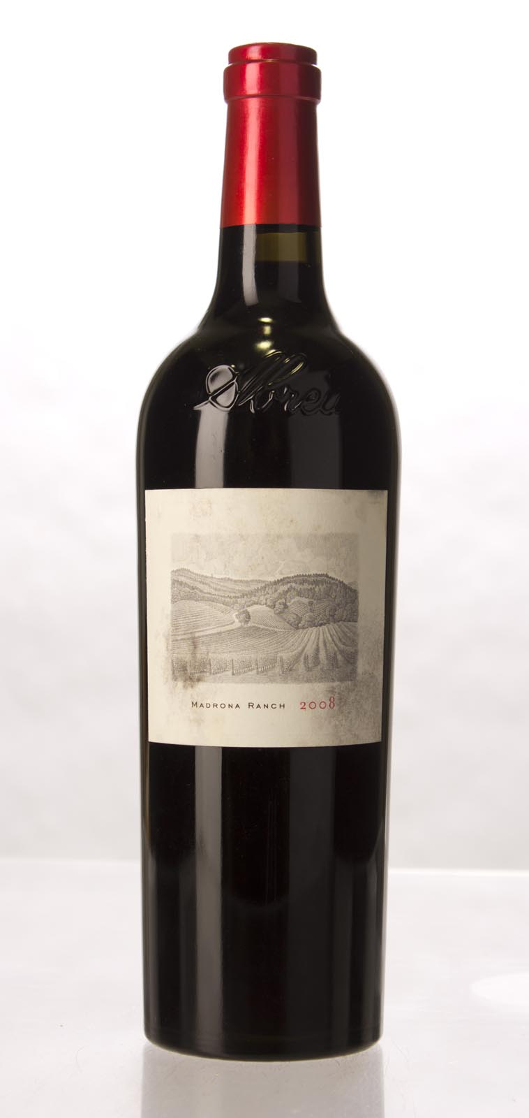 Abreu Cabernet Sauvignon Madrona Ranch 2008,  (WA97) from The BPW - Merchants of rare and fine wines.