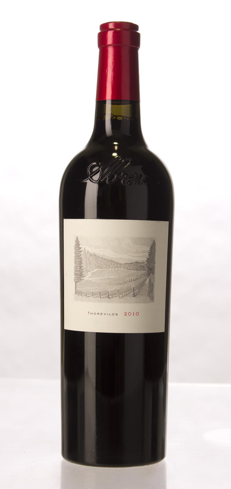 Abreu Cabernet Sauvignon Thorevilos 2010,  (VN98+) from The BPW - Merchants of rare and fine wines.