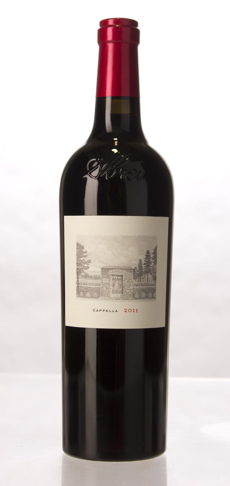 Abreu Proprietary Red Cappella 2011, 750mL (WA95, VN94) from The BPW - Merchants of rare and fine wines.