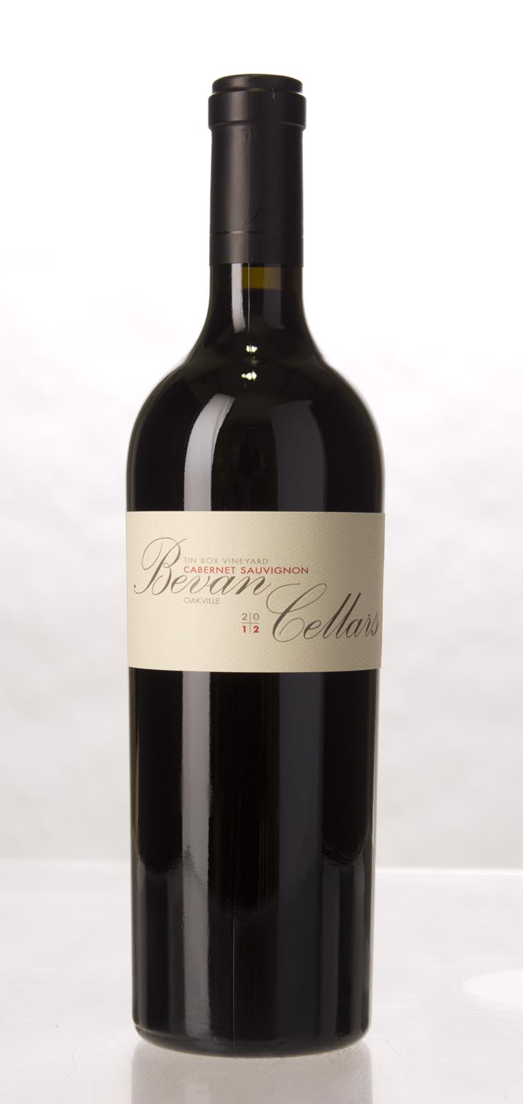 Bevan Cellars Proprietary Red Tin Box 2012, 750mL (WA96, VN97) from The BPW - Merchants of rare and fine wines.