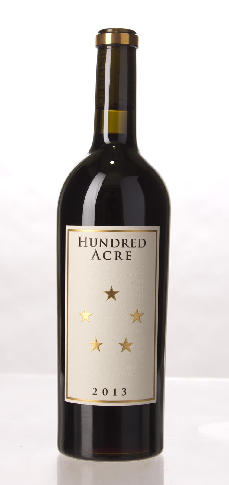 Hundred Acre Vineyard Cabernet Sauvignon Few and Far Between 2013, 750mL (WA100) from The BPW - Merchants of rare and fine wines.