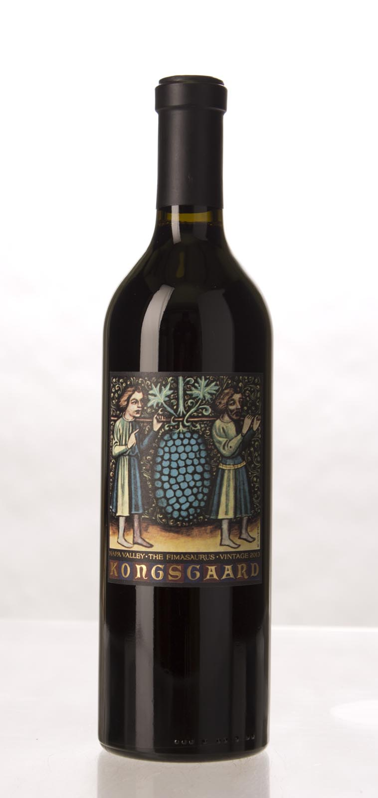 Kongsgaard Proprietary Red The Fimasaurus 2013, 750mL (WA96+, VN95+) from The BPW - Merchants of rare and fine wines.