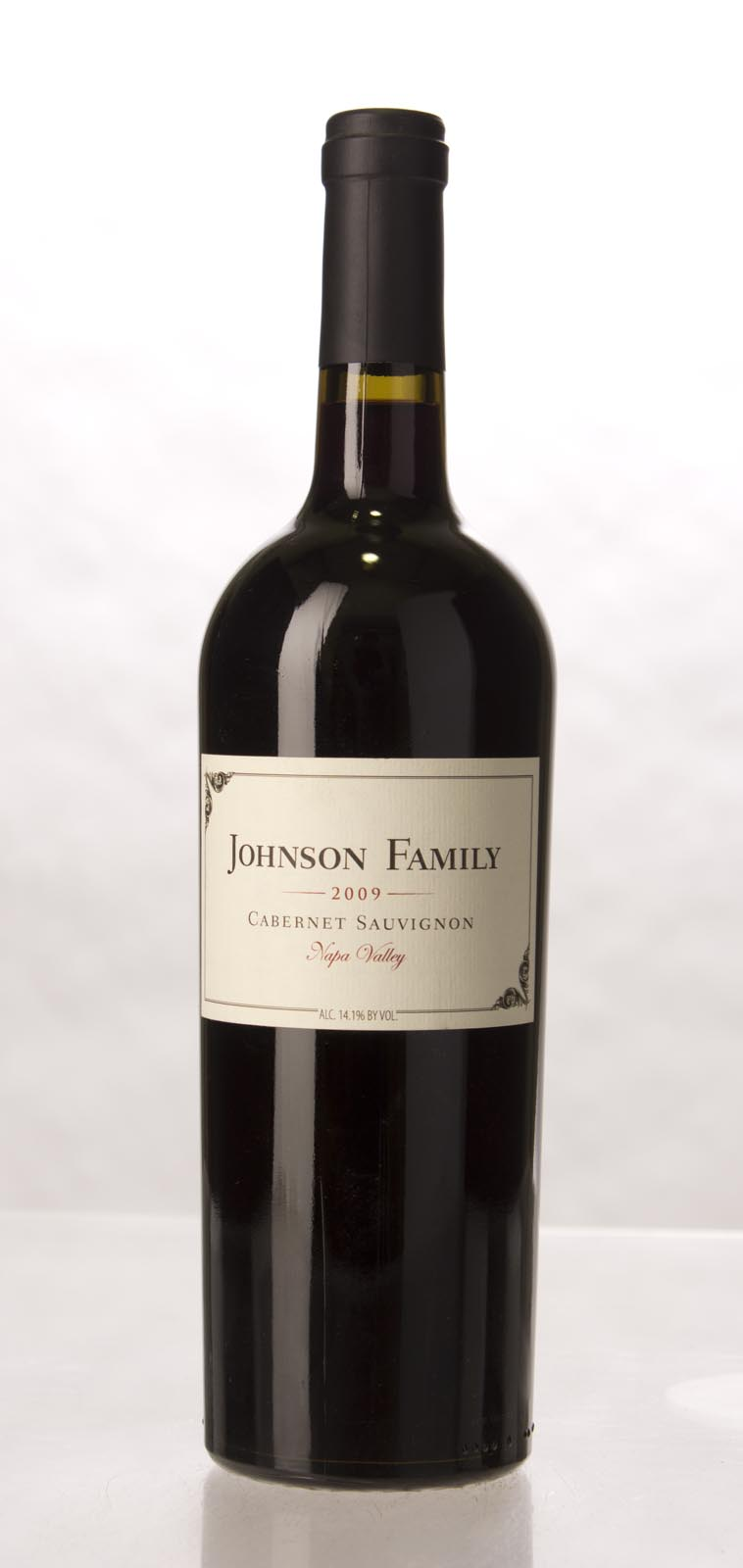 Johnson Family Cabernet Sauvignon Napa Valley 2009, 750mL () from The BPW - Merchants of rare and fine wines.