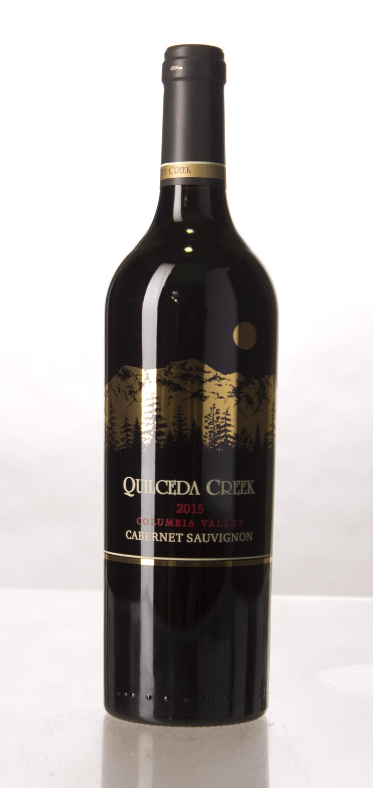 Quilceda Creek Cabernet Sauvignon 2015,  (JD99) from The BPW - Merchants of rare and fine wines.