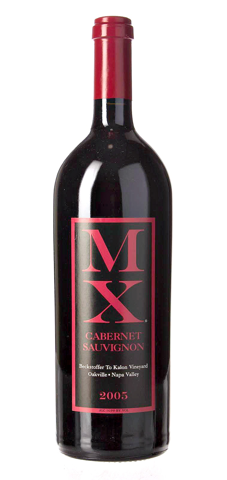 MX Wines Cabernet Sauvignon Beckstoffer To Kalon Vineyard 2010,  () from The BPW - Merchants of rare and fine wines.