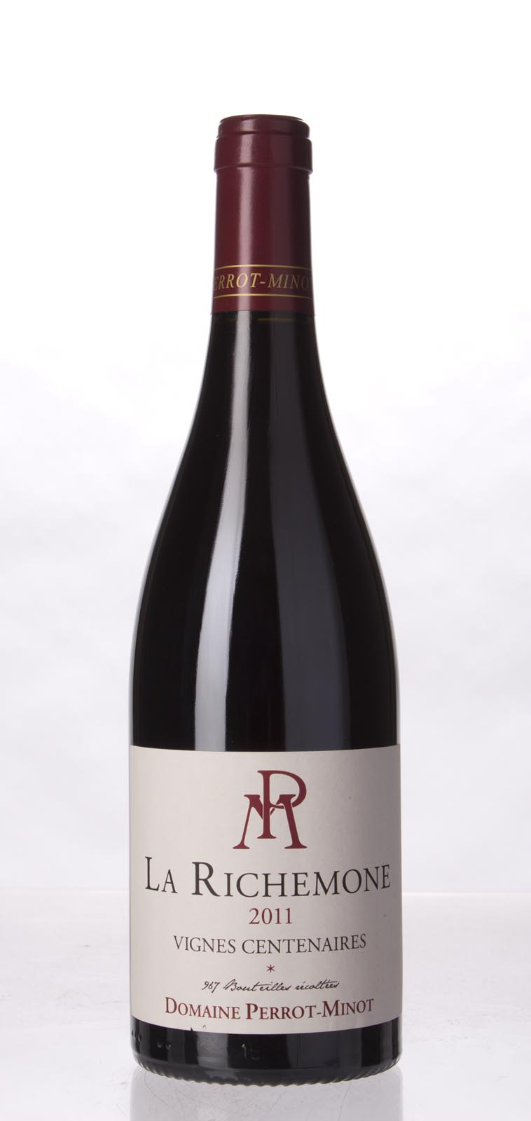 Domaine Perrot Minot Nuits St. Georges la Richemone Ultra 2011, 750mL (BH92-95) from The BPW - Merchants of rare and fine wines.