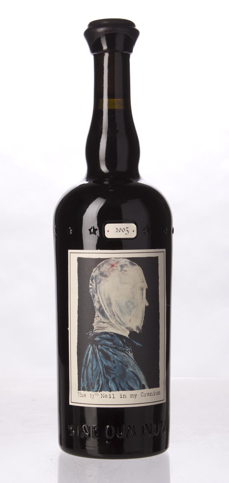 Sine Qua Non Syrah Nail In My Cranium Eleven Confessions Vineyard 2005, 750mL (WA100, WS98) from The BPW - Merchants of rare and fine wines.