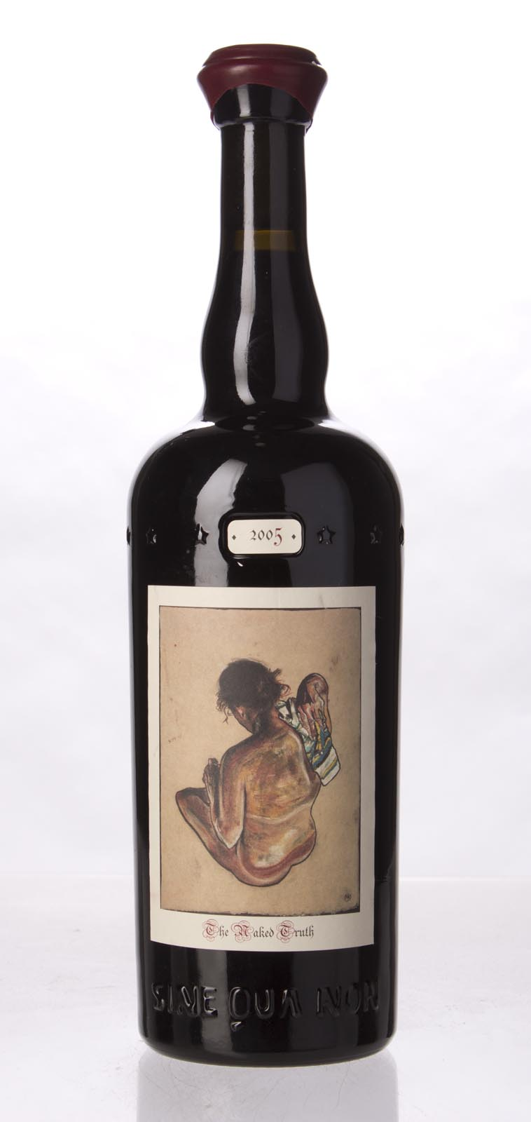 Sine Qua Non Grenache The Naked Truth Eleven Confessions Vineyard 2005, 750mL (WA97, ST96, WS97) from The BPW - Merchants of rare and fine wines.