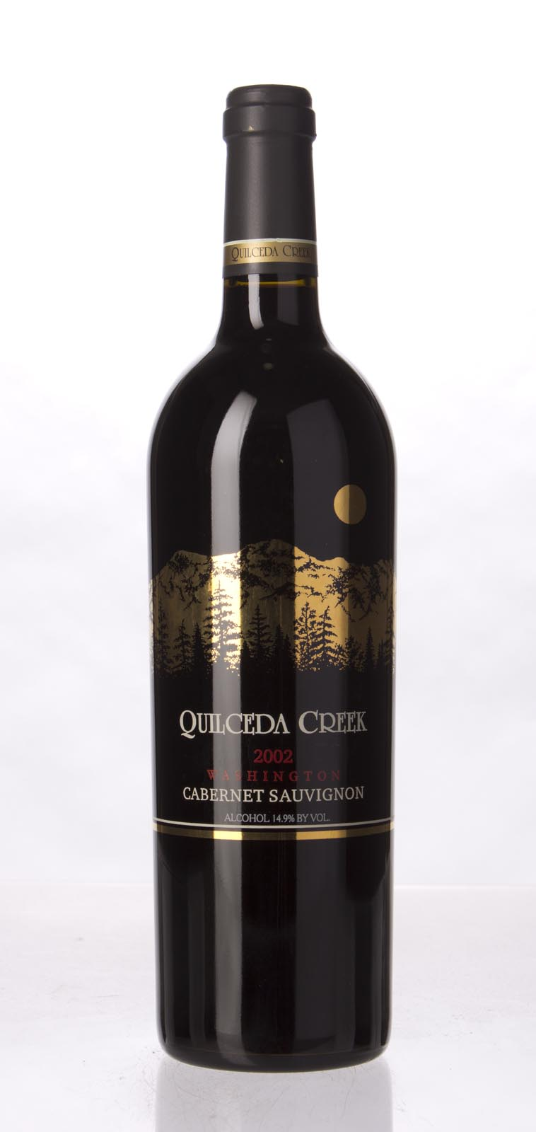 Quilceda Creek Cabernet Sauvignon 2002, 750mL (WA100) from The BPW - Merchants of rare and fine wines.